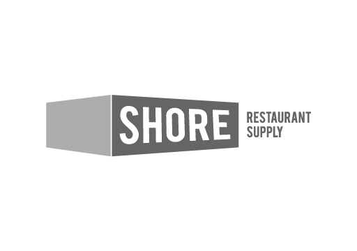 Shore Restaurant Supply logo design by M studio