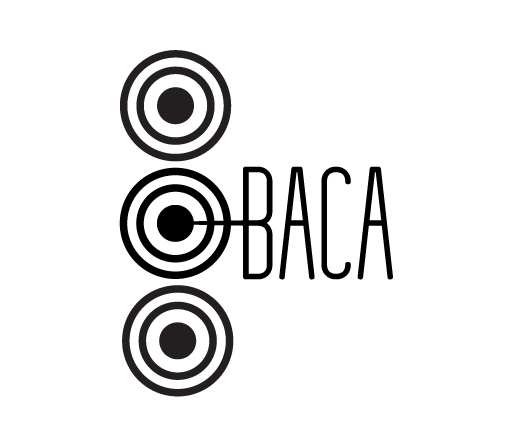 Baca logo design by M studio