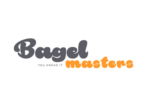 Bagel Masters logo design by M studio