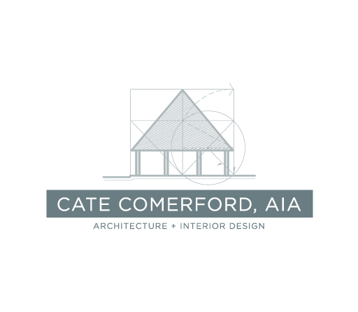 Cate Comerford logo design by M studio