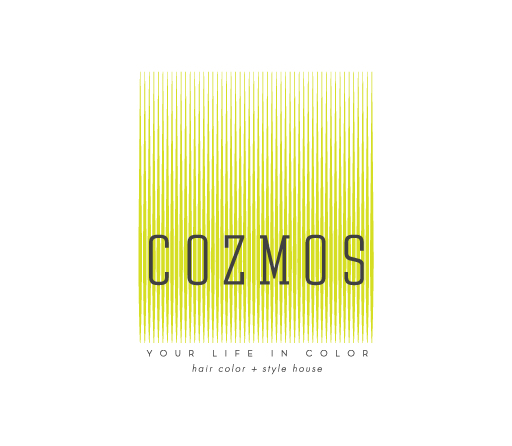 Cozmos logo design by M studio