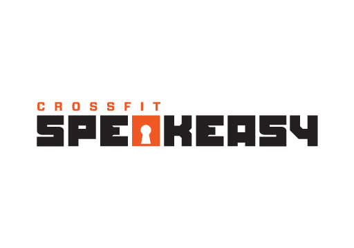 Crossfit Speakeasy logo design by M studio