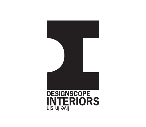 Designscope Interiors logo design by M studio