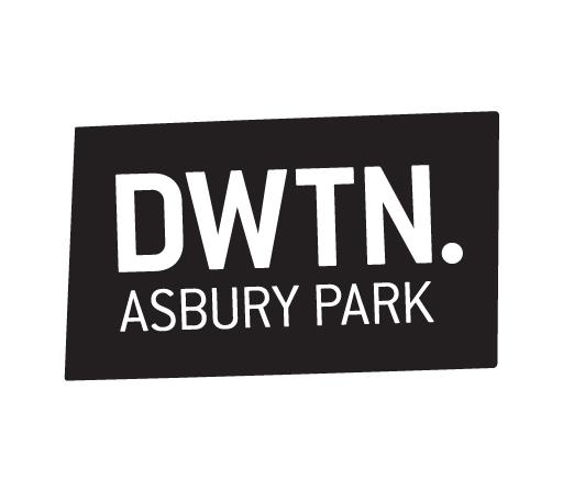 DWTN Asbury Park logo design by M studio