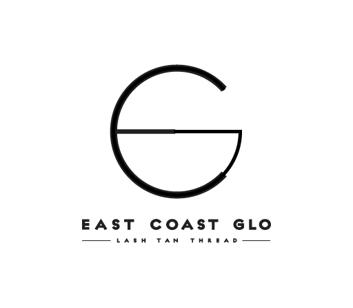 East Coast Glo logo design by M studio