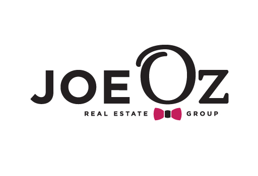 Joe Oz Real Estate Group logo design by M studio