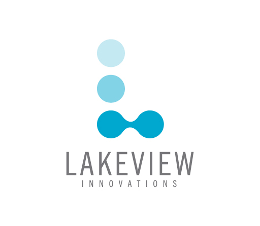 Lakeview Innovations logo design by M studio