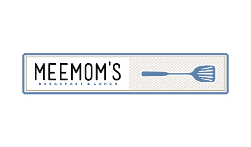 Meemom's logo design by M studio