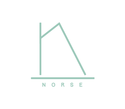Norse Ceramics logo design by M studio