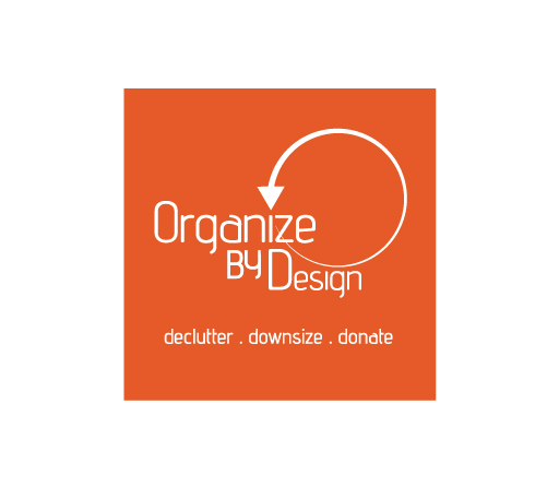Organize By Design logo design by M studio