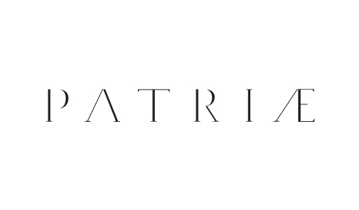 Patriae logo design by M studio