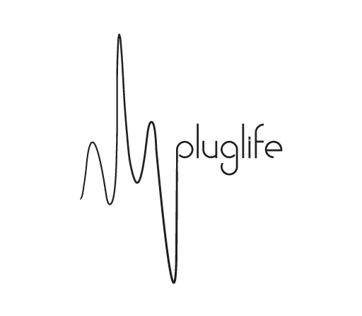 Pluglife logo design by M studio