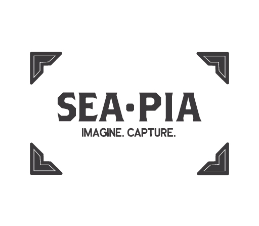 Seapia logo design by M studio
