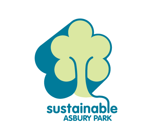 Sustainable Asbury Park logo design by M studio