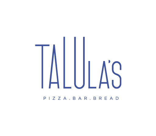 Talula's logo design by M studio