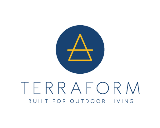 Terraform logo design by M studio