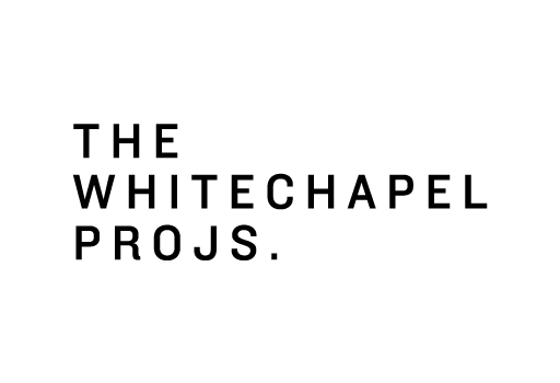 The Whitechapel Projects logo design by M studio