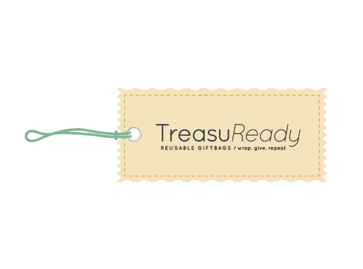 TreasuReady logo design by M studio