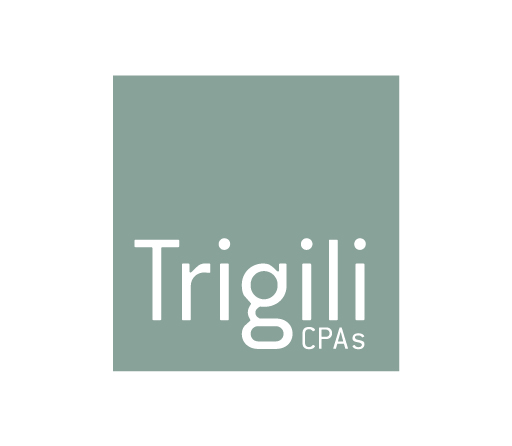 Trigili CPAs logo design by M studio