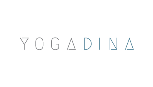 Yoga Dina logo design by M studio