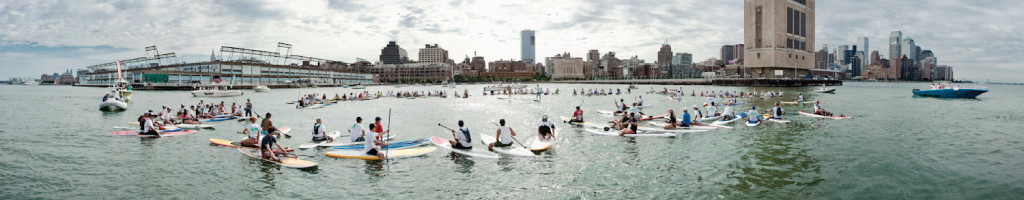 Oneill Sea Paddle NYC public relations by M studio