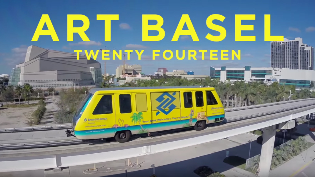 ColArt Video - Art Basel by M Studio