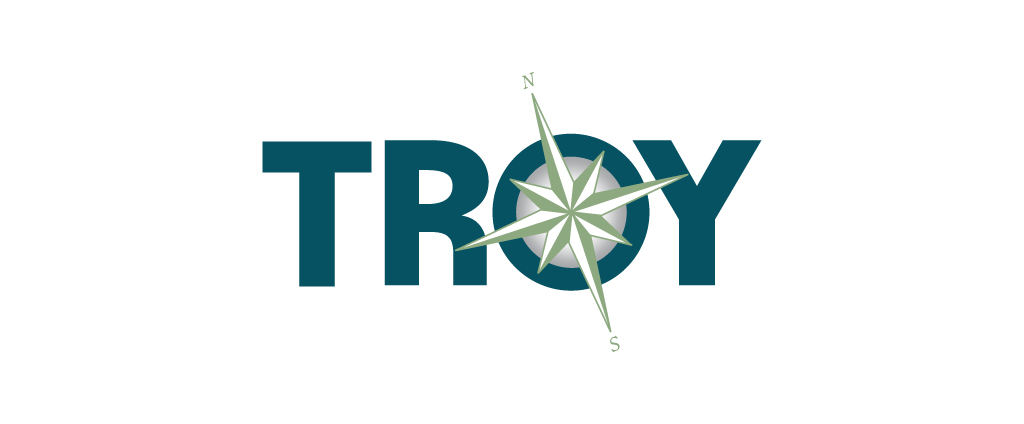 Troy Container Line logo design by M studio