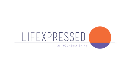 Lifexpressed logo design by M studio