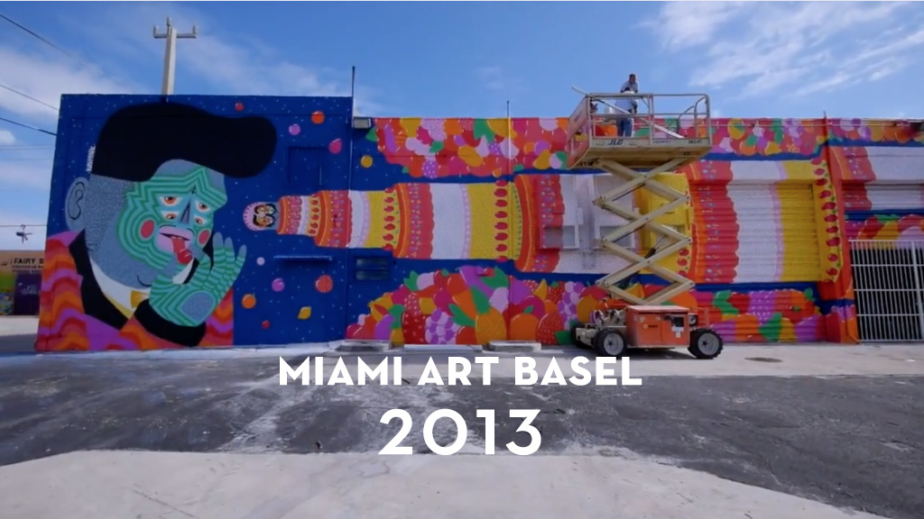 Liquitex Miami Art Basel 2013 | M Studio Video Production