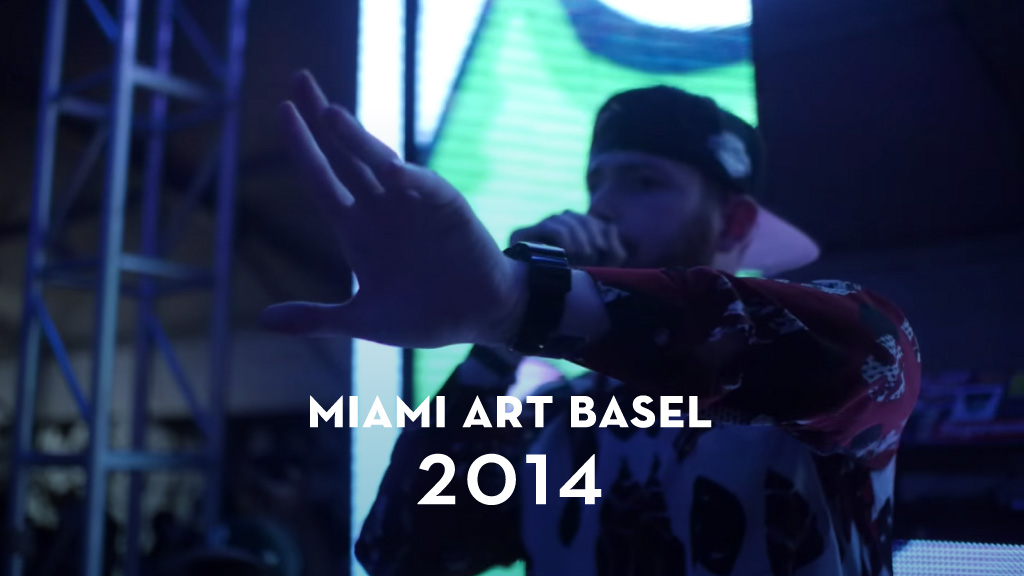 Liquitex Miami Art Basel 2014 | M Studio Video Production