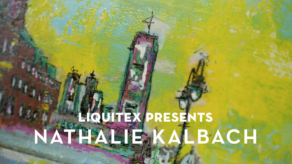 Liquitex Nathalie Kalbach | M studio Video Production