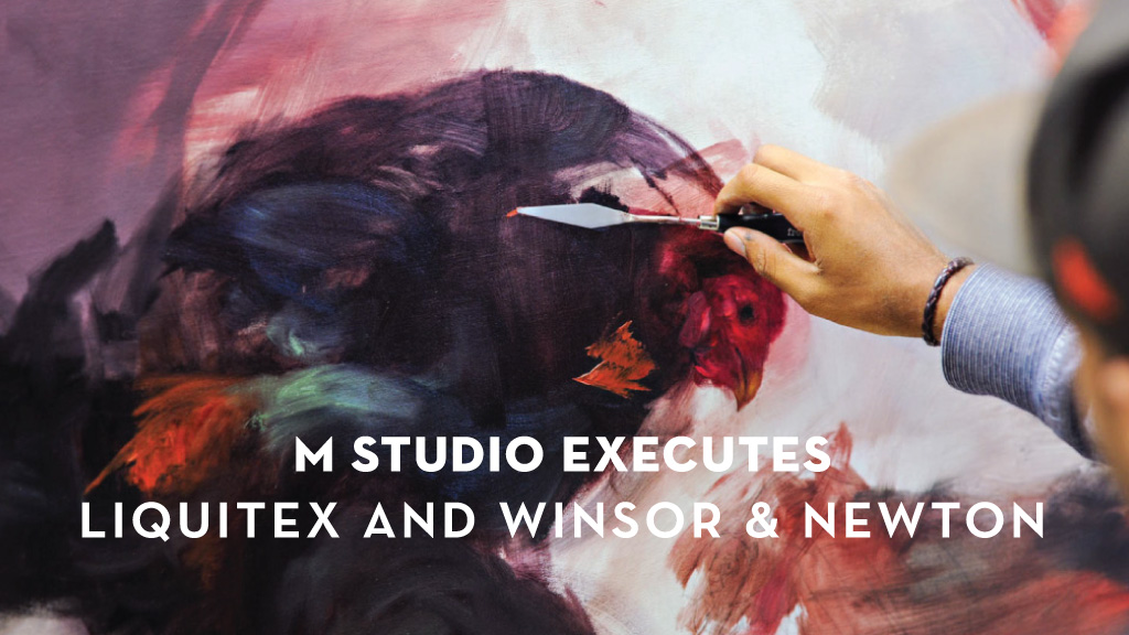 Liquitex and Winsor & Newton Case Study | M studio Video Production