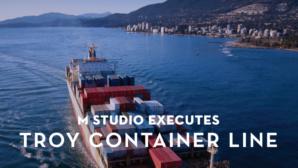 Troy Container Line Case Study | M studio Video Production