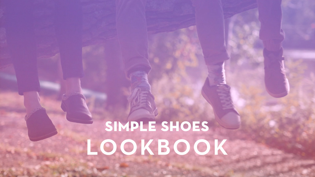 Simple Shoes Lifestyle Lookbook | M studio Video Production
