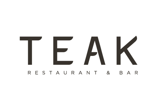 Teak logo design by M studio