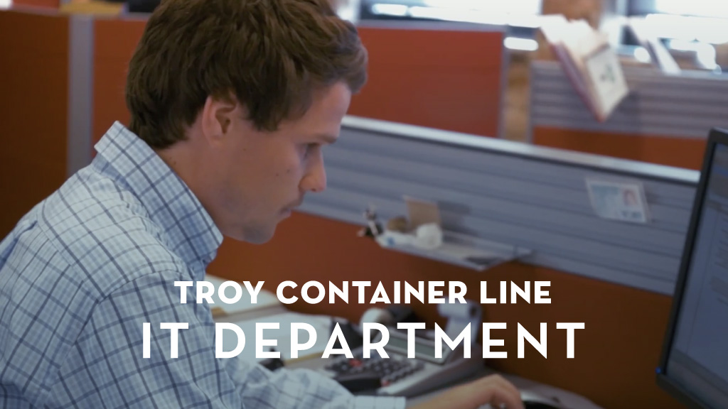 Troy Container Line IT Department | M Studio Video Production