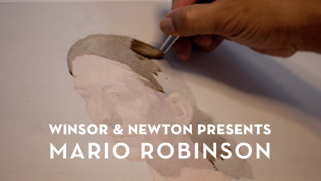 Winsor & Newton Mario Robinson | M studio Video Production