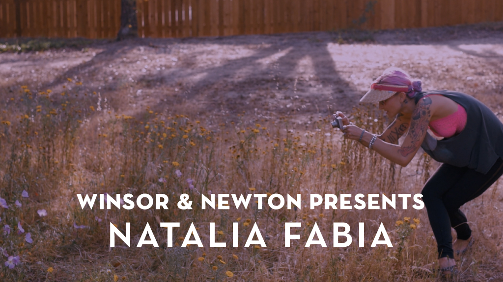 Winsor & Newton Natalia Fabia | M studio Video Production
