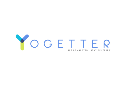 Yogetter logo design by M studio